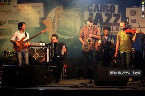 The 5th Edition of Cairo International Jazz Festival from 21 to 23 March 2013 | Égypt-actus | Scoop.it