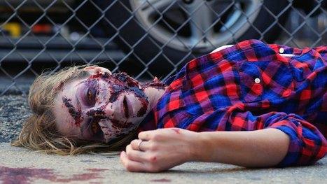 Zombie Homicide Prank | DailyVideosTV | Scoop.it