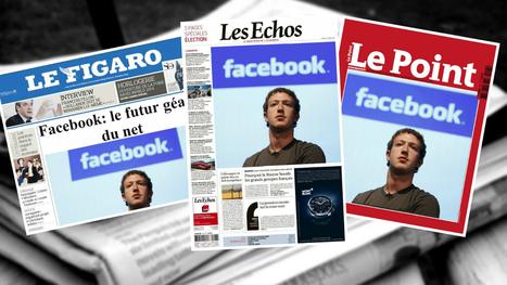 Facebook a 12 ans: qu'en disait la presse française à ses débuts? | Customer Experience, Satisfaction et Fidélité client | Scoop.it