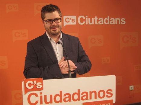 Ciudadanos espera llenar en campaña el Palacio de Vistalegre, donde caben 15.000 personas | JAEN DE CENTRO | Scoop.it