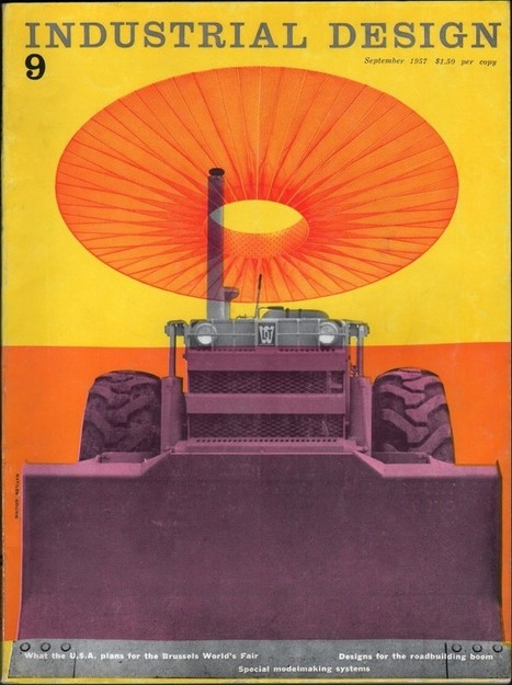 Industrial Design Magazine (1957–65) | What's new in Visual Communication? | Scoop.it