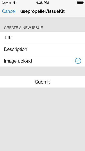 IssueKit -  create GitHub issues in your iOS projects   iOS, Xcode & more   Scoop.it