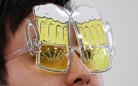 Beer goggles really do exist, finds researchers - Telegraph | Strange days indeed... | Scoop.it