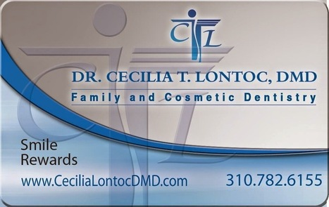 Dr. Cecilia Lontoc, DMD: Get points during every visit to Dr. Lontoc's dental office! | General Dentistry | Scoop.it