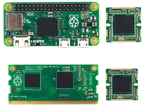 ArduCAM has designed a Tiny Coin-Sized Raspberry Pi Compatible Module | Embedded Systems News | Scoop.it