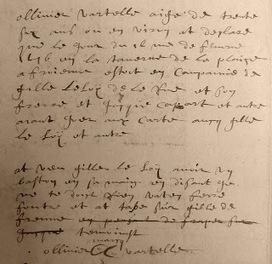 Rixe à Froyennes en 1676 | Rhit Genealogie | Scoop.it