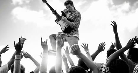 Social Media Marketing: Here's How to Become a Rockstar... | Business Development | Scoop.it