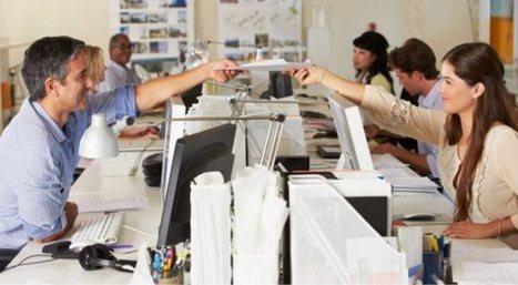 De una jerarquía burocrática a la organización en red. Agilidad y flexibilidad empresarial | La clave está en la red | Scoop.it