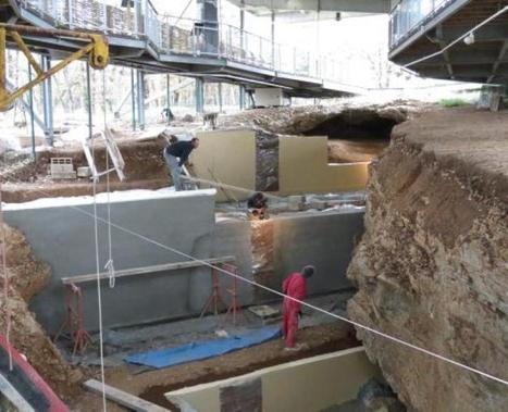 Miers > Au Fieux, les coupes archéologiques protégées | Autour de Carennac et Magnagues | Scoop.it