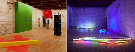 Expositions 2009 - 2006 | Château départemental des Adhémar - centre d'art contemporain | Scoop.it