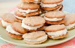 Oatmeal Marshmallow Sandwich Cookies | Yummy and Easy Dessert | Scoop.it