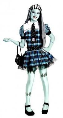 Déguisement Monster High™ Frankie Stein | déguisement enfant | Scoop.it