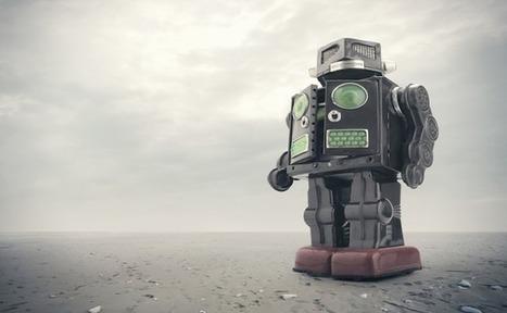 [Expert] Journalistes, réjouissons-nous, les machines nous piquent notre job ! par Cyrille Frank | EcritureS - WritingZ | Scoop.it