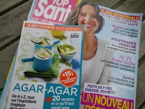 Le cadeau minceur du dernier Top Santé ! | Konjac Magique | Huiles essentielles by Danièle Festy | Scoop.it
