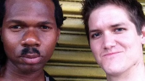Humanity: 23 year old NYC software engineer offers to give homeless man coding lessons | Peer2Politics | Scoop.it