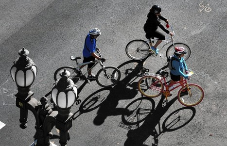 Californians grow less reliant on cars, survey finds | Sustainability Science | Scoop.it