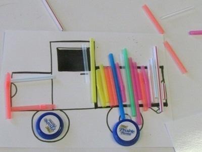 Building trucks with simple materials in preschool   Teach Preschool   Scoop.it