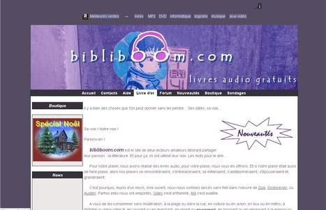 bibliboom.com | Livres audio | Scoop.it