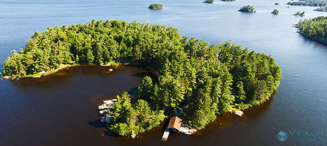 Private Island for sale - Richardson Island, Ontario, Canada | Private Islands for sale and for rent | Scoop.it