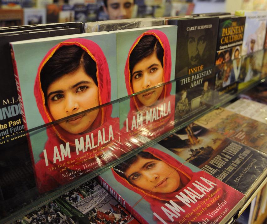 Pakistani private schools ban Malala Yousafzai ...