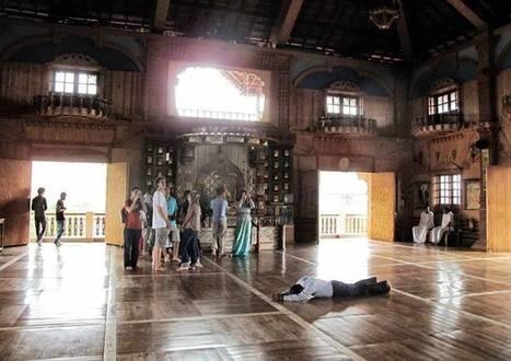iEARN @NSLIY Hindi Scholars Visit New ISKCON Temple in Ravet, Pune, India, June, 2013. | iEARN in Action | Scoop.it