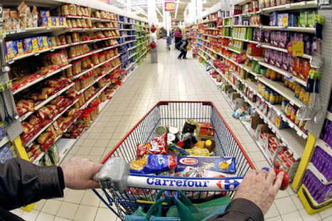 Carrefour dans l'observation en ce qui concerne le mobile - La Revue du Digital | E-conso & Retail trends | Scoop.it