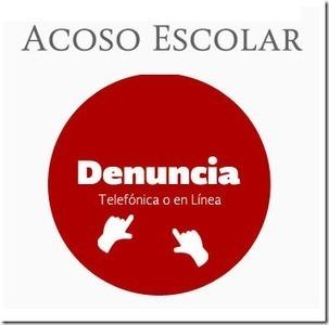 Lista de Teléfonos y direcciones de ayuda contra el acoso escolar y el Bullying - El Blog de Marcelino Madrigal | TICs para los de LETRAS | Scoop.it
