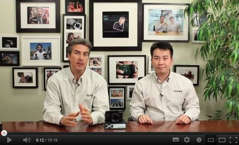 New Fujifilm X-E1 video on Youtube | Fuji Guys | Fuji X-Pro1 | Fujifilm X-E1 | Scoop.it