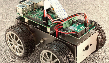 10 of the Best Raspberry Pi Zero Projects So Far | Sciences & Technology | Scoop.it
