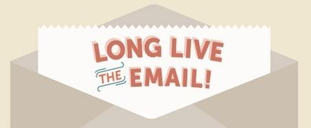 L'E-mailing est toujours vivant ! Vive l'e-mailing [Infographie] - My Guroo | Webmarketing | Scoop.it