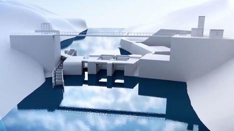 Le nouveau barrage de Poutès : les étonnantes innovations qui protègent les poissons   Filières métiers   Scoop.it