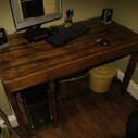 Classic desktop PC made with wooden pallets | DIY pallet furniture | DIY | Scoop.it