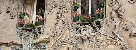 Art nouveau - Paris.fr | histgeoblog | Scoop.it