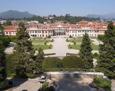 Lago Maggiore meeting venues: Palazzo Estense — tmf dialogue marketing | Green Meetings and Green Destinations | Scoop.it