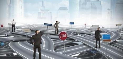 Le chemin de conversion, ou comment emmener vos visiteurs là où vous le voulez | Inbound marketing pour le B2B | Scoop.it