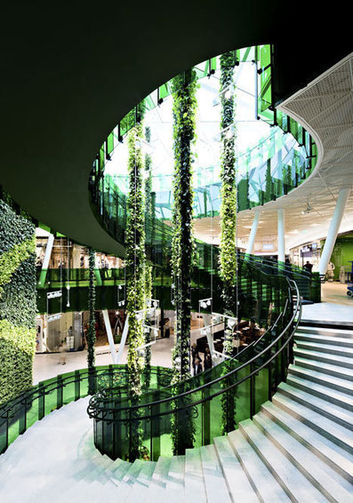 Les centres commerciaux en pleine révolution socio-digitale | ALAN 9 Communication | Scoop.it