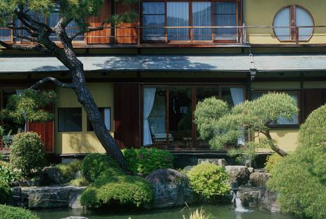 Kiun-Kaku: a garden of elegant period taste - The Japan Times | My Japanese Garden | Scoop.it