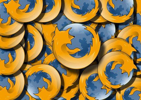 10 extensions à installer de toute urgence sur Firefox | Patrick ROYER - NETEC | Scoop.it