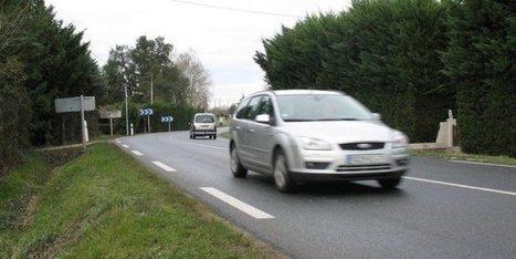 En Dordogne, plusieurs accidents survenus à cause de la pluie   Agriculture en Dordogne   Scoop.it