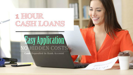 Get To Know Everything About 1 Hour Cash Loans Prior To Applying! | Cash Loans | Scoop.it