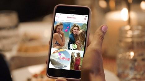 Snapchat : tout savoir sur Memories - Blog du Modérateur | Formation multimedia | Scoop.it