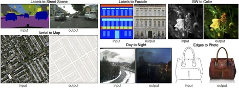 Image-to-Image Translation with Conditional Adversarial Networks | Outils cartographiques | Scoop.it