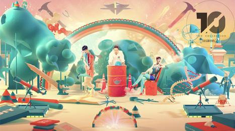 Fotolia lancia la Season 2 del progetto digitale TEN Collection | InTime - Social Media Magazine | Scoop.it