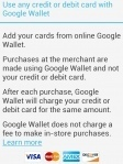 Oops! American Express Never Agreed To Be Part Of Google's Big Wallet Upgrade (Update: Google Responds) | TechCrunch | Lectures web | Scoop.it