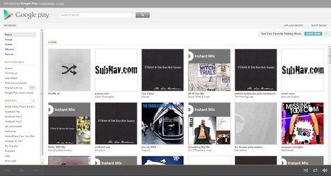 Google Music Adds 'Scan And Match' But You Don't Care – Here's Why | Music business | Scoop.it