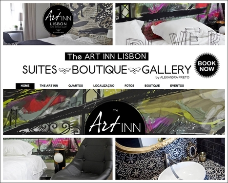 The ART INN LISBON – The one and only first luxury Inn in Lisbon! | Lifestyle | Scoop.it