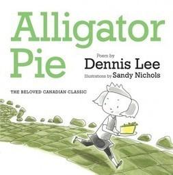 Exclusive: Alligator Pie 40th anniversary cover reveal   Acquiring   Scoop.it
