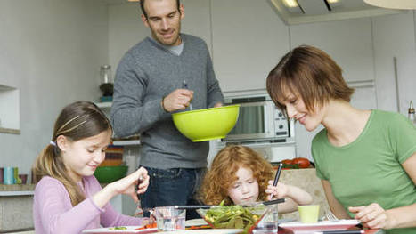 8 reasons to make time for family dinner | Gems for a Happy Family Life | Scoop.it