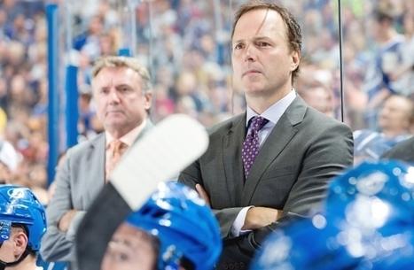 Hockey World: Current Tampa Bay Lightning coach talked to Edmonton Oilers ... - Edmonton Journal   Hockey   Scoop.it