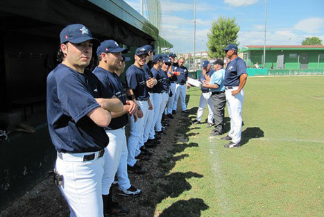 Playing Baseball in Le Marche | Le Marche another Italy | Scoop.it